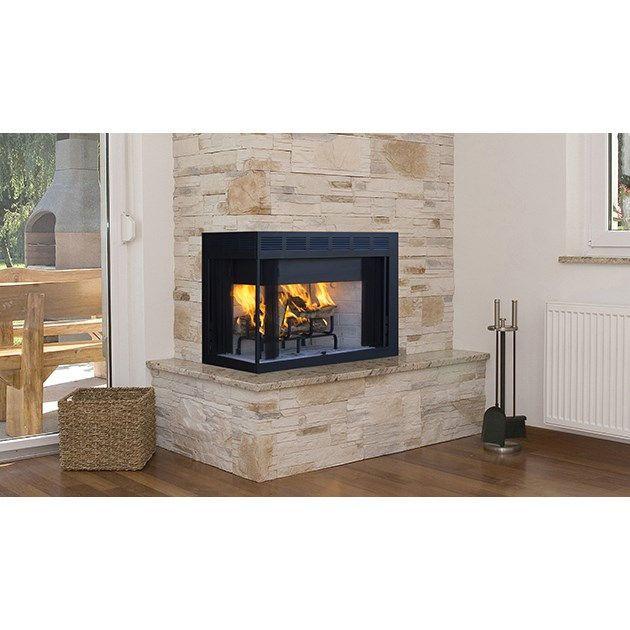 superior fireplaces wrt40crwsi 36 radiant right corner wood burning rh pinterest com