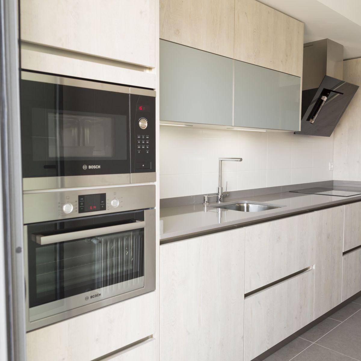 Fabrica e instalaci n de cocinas de dise o cocinas for Muebles de cocina suarco