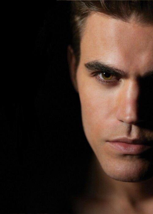 Paul Wesley as Stefan ...