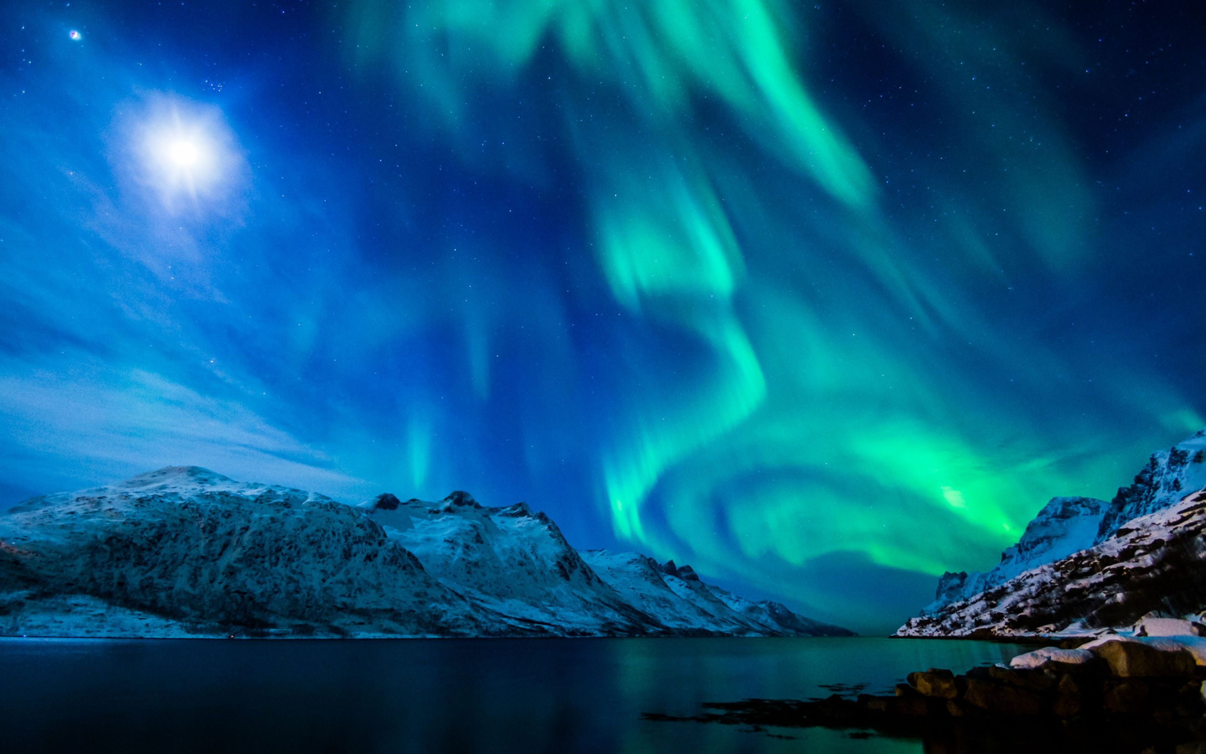 3840x2400 wallpaper northern lights aurora borealis uk 2015 sth rh pinterest com