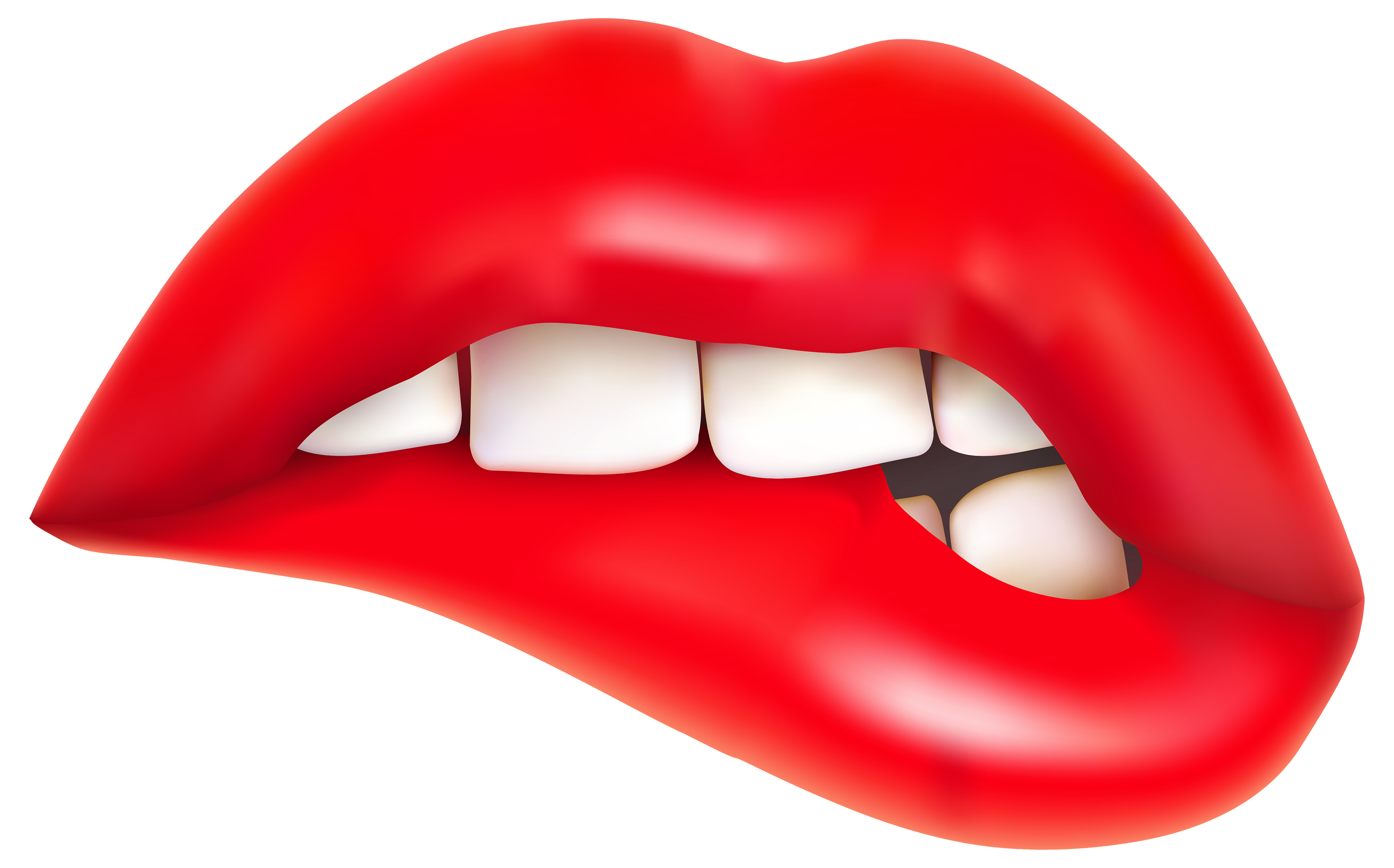 Lips Png Clipart The Best Png Clipart Clip Art Lip Outline Red Hearts Art