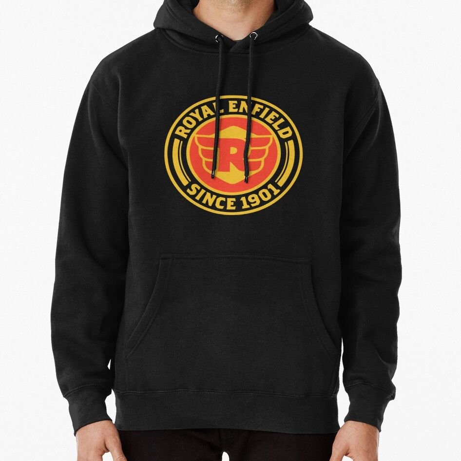 Photo of Royal Enfield Pullover Hoodie