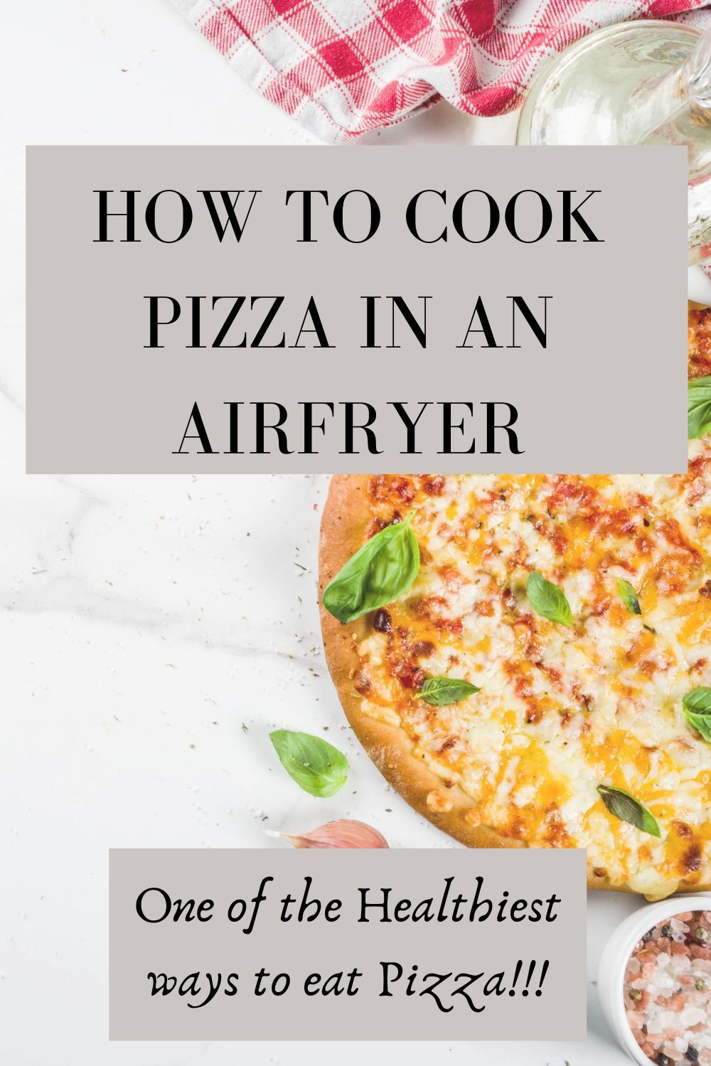 How To Cook Pizza In An Airfryer Cooking Pizza Cooking Eat Pizza