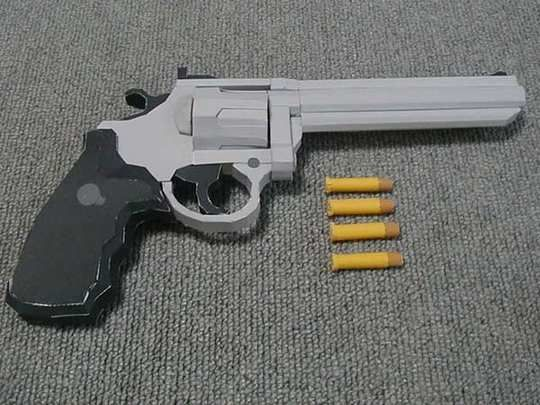 Guns Of Paper : Misc. Photography | Guns, Paper models