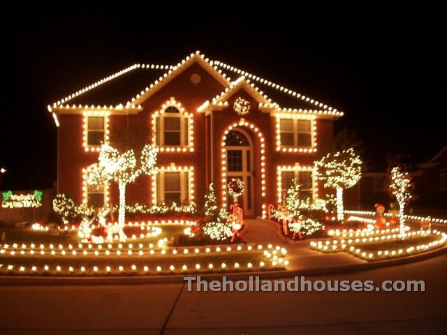 christmas light decoration company