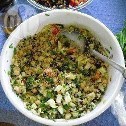 Couscous Salat mit Minze @ de.allrecipes.com