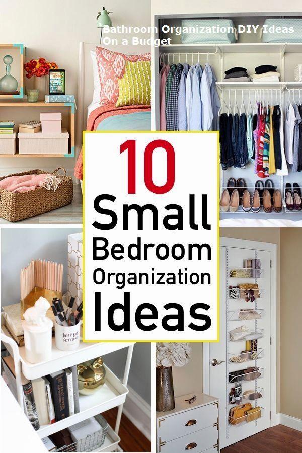 15 Bathroom Storage Solutions And Organization Tips 2 Small Bedroom Organization Small Room Organization Organization Bedroom