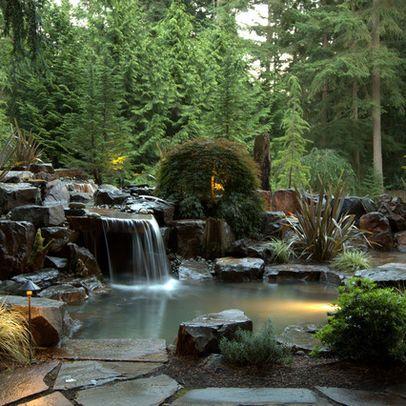 Swimming pond for Koi pond natural swimming pool