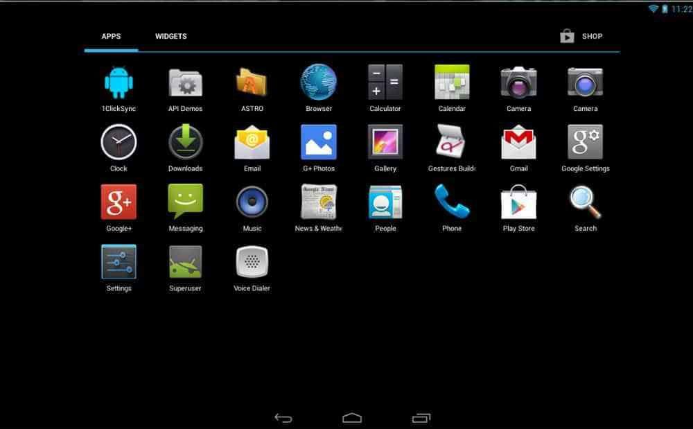 android phone emulator windows 10