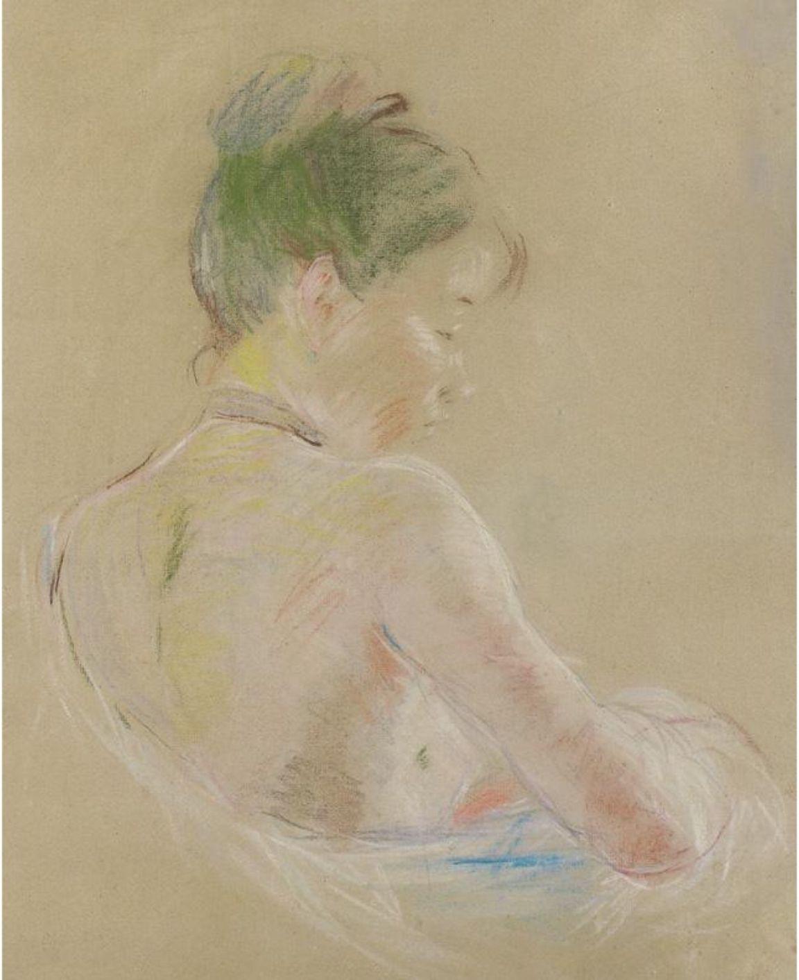 Épinglé sur Berthe Morisot