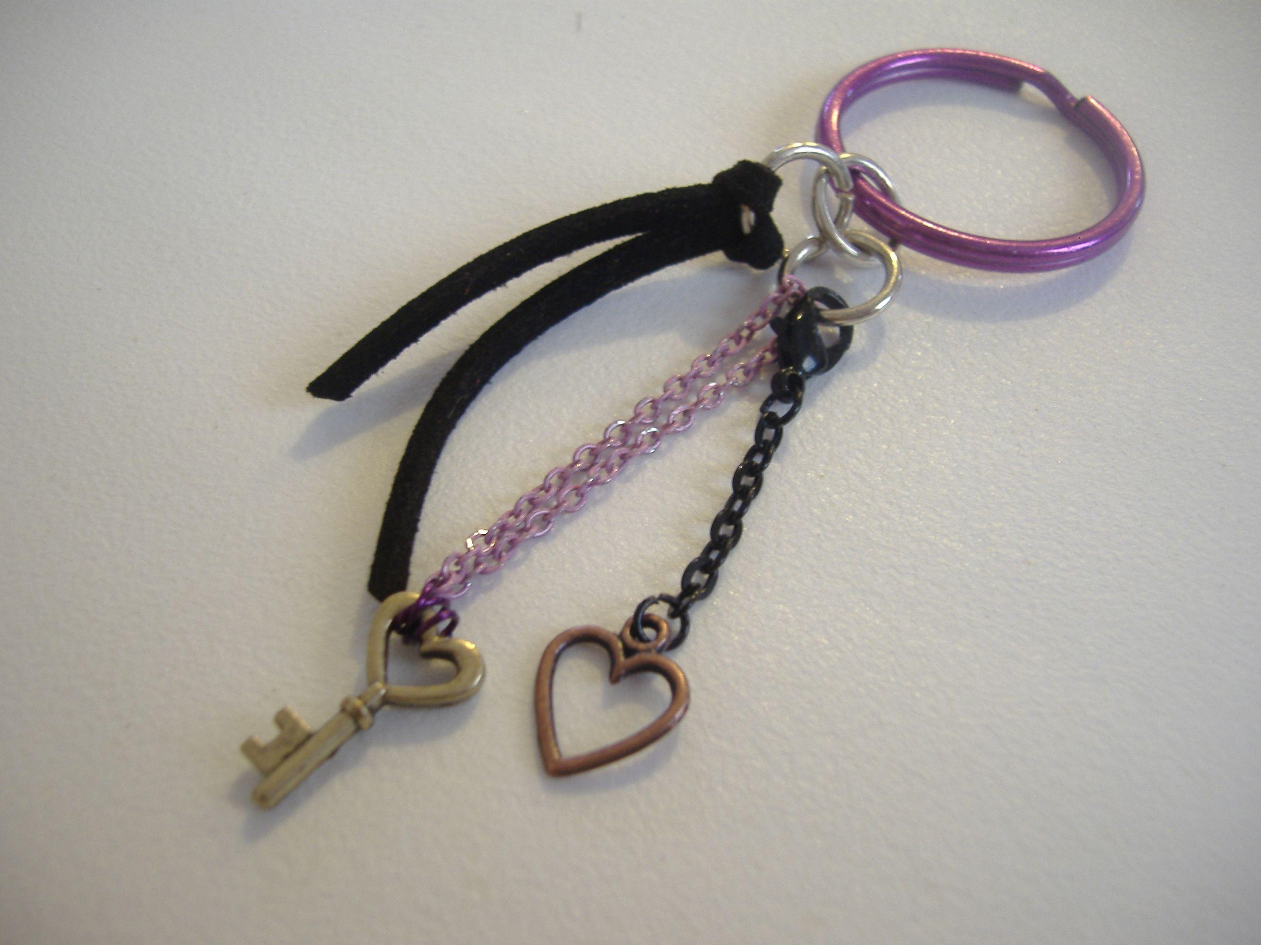 handmade keychain Key Holders Handmade Keychains Diy