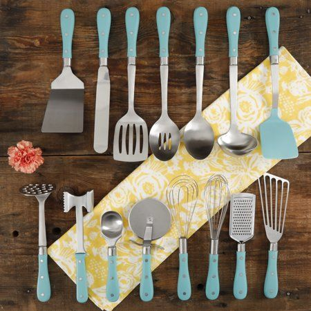 the pioneer woman frontier collection 15 piece all in one tool and rh pinterest com