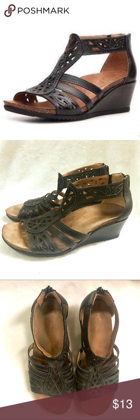 9cc85cfab71 Earth Origins Gladiator Sandals size 8 Earth Origins Kingsley Gladiator  Sandals size 8 Run true to