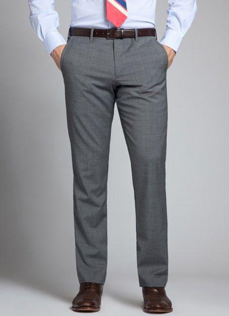 7bebc738fdf862 Bonobos Work Day Wool Light Grey Pants | Style in 2019 | Pants, Wool ...