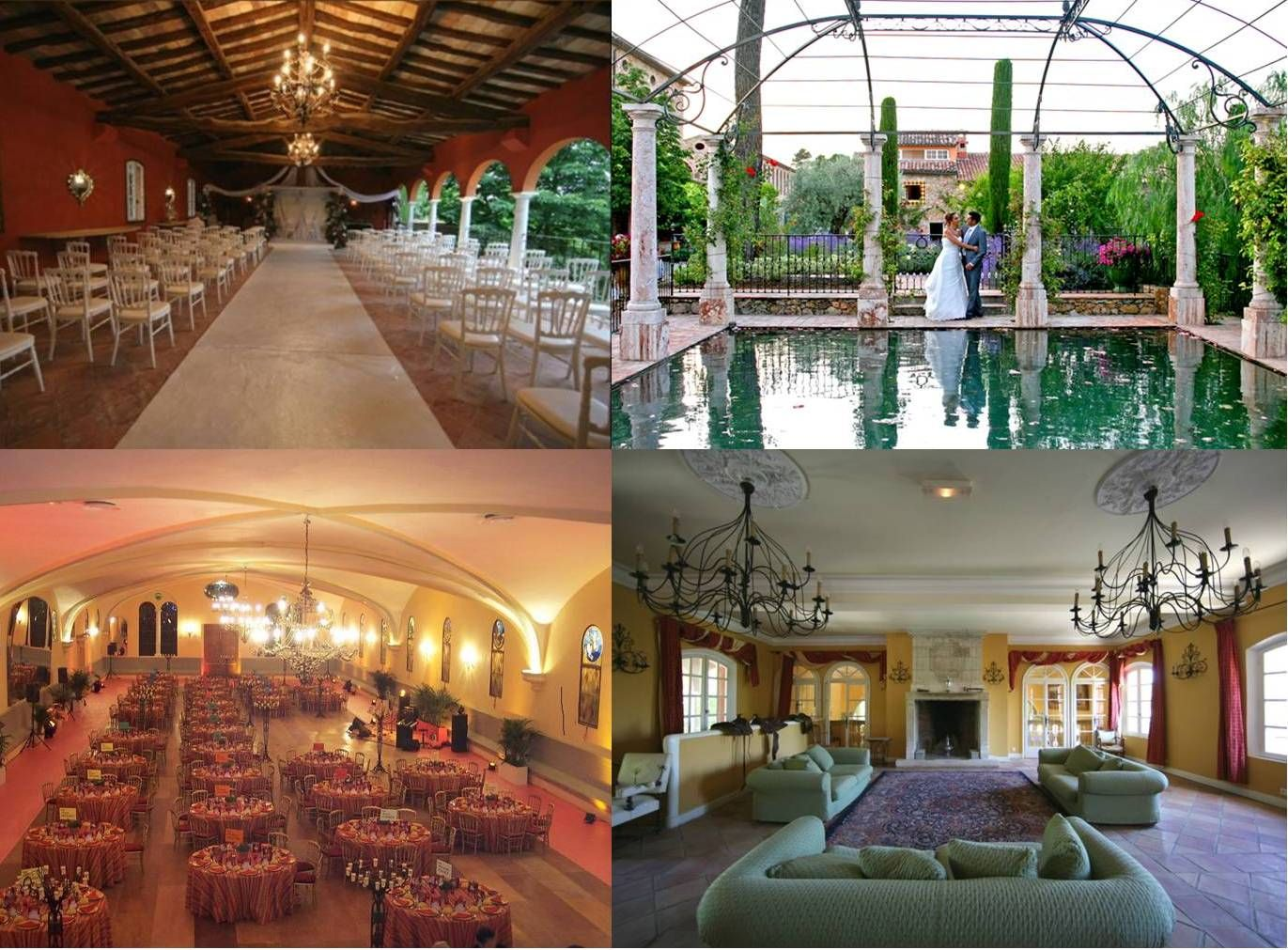 wedding reception venues cost%0A wedding venue on the french riviera b