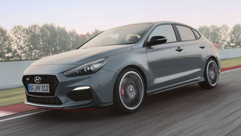 America won't get it, but Hyundai just revealed an i30
