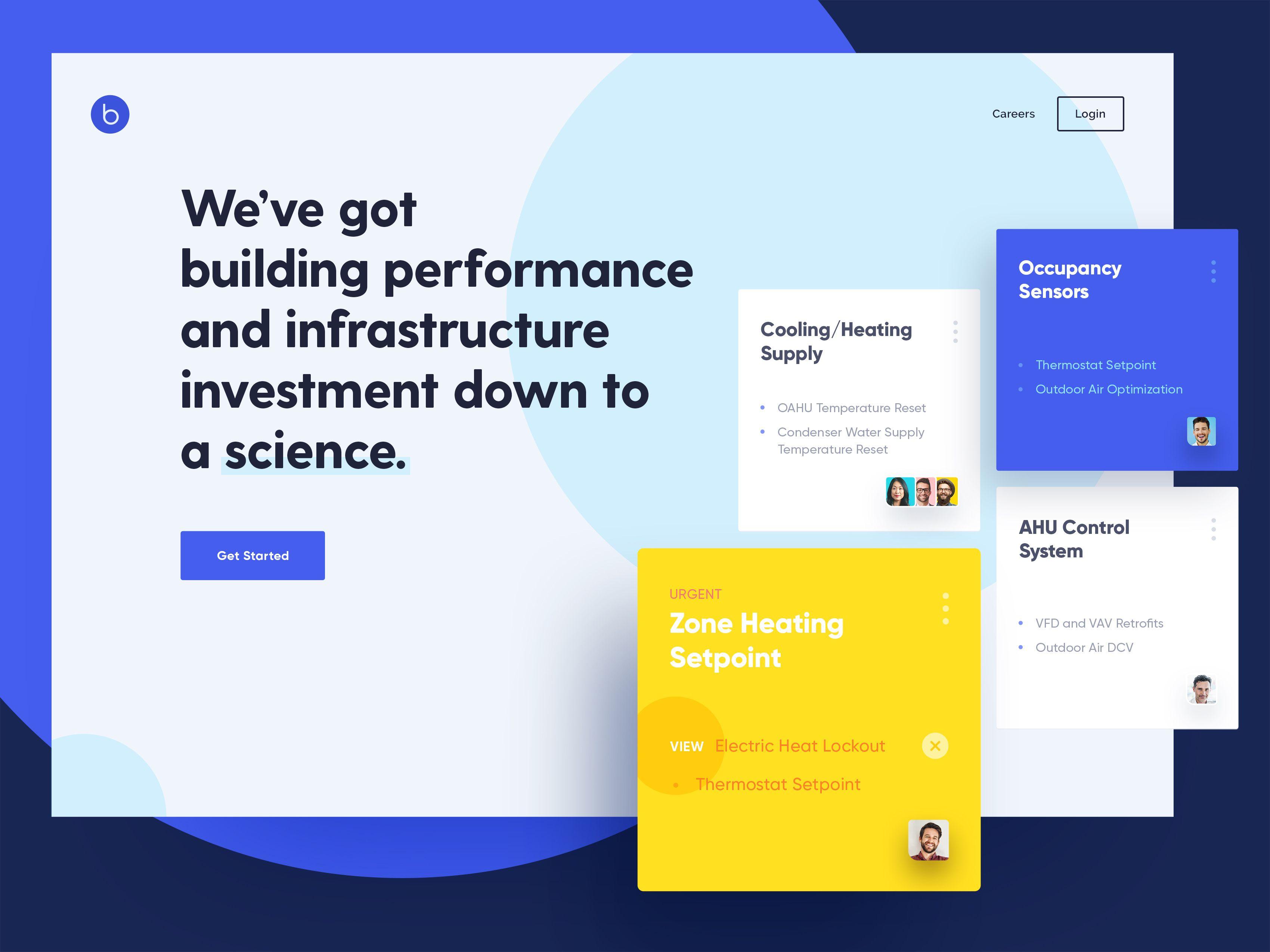 Building Analytics Website V 2 Corporate Website Design Agency