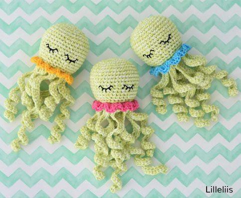 Haakpatroon Octopus • Haakinformatie