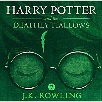 Harry Potter And The Deathly Hallows Unabridged Jk Rowling
