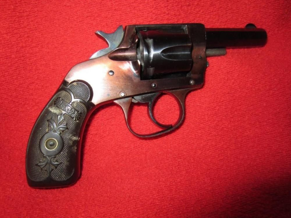 Four Hand Arms Company Hand Gun - Online Only Auction Ending Monday, February 16, 2015. Prairie Farm, WI. #auction #wisconsin