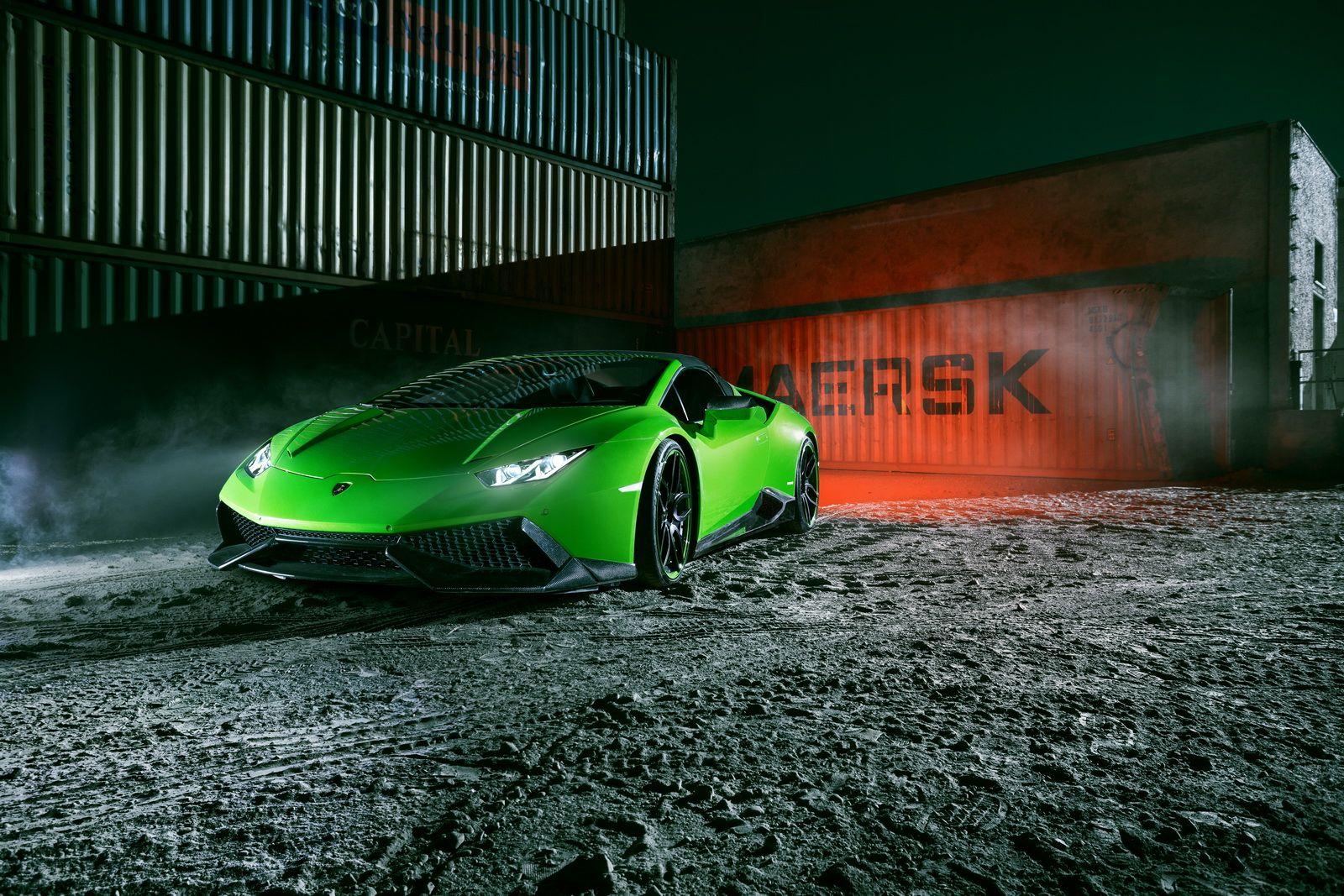 Novitec Torado S Lamborghini Huracan Spyder Throws 860 Hp Of Wind