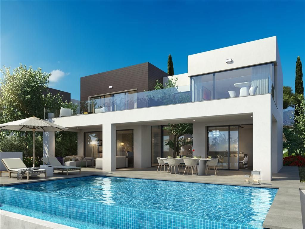 Off plan new build modern contemporary 3