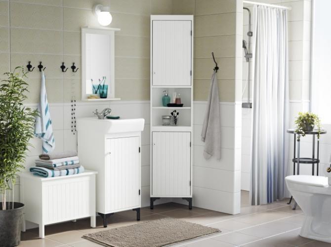 Ikea Badezimmer ~ SilverÅn casa de banho ikea ludlow bath