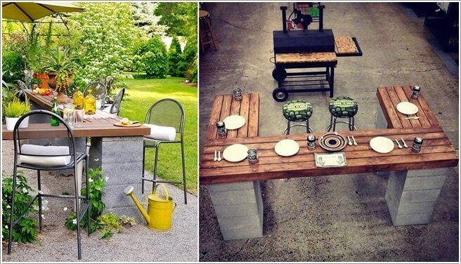 16 cool ideas for your outdoor kitchen backyard outdoor rh pinterest com