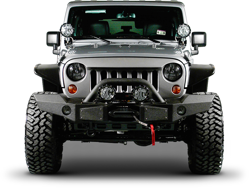 The Eyebrow Grill Update Your Current Jeep Grill By Adding An