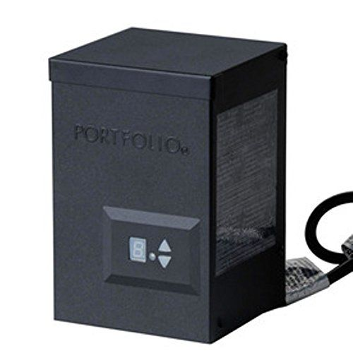 Portfolio 120watt Landscape Lighting Transformer With Digital