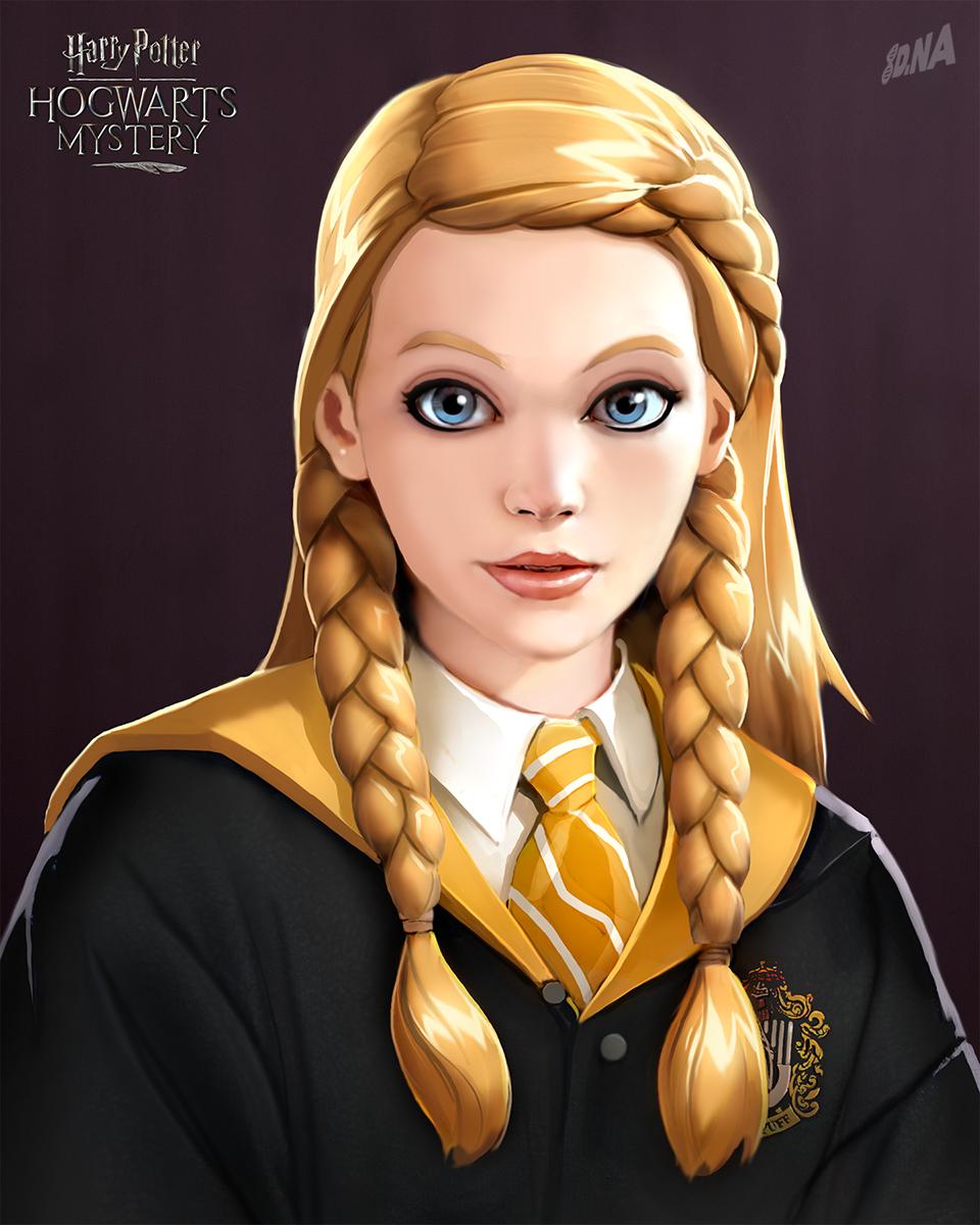 Hogwarts Mystery Hairstyles : hogwarts, mystery, hairstyles, Penny, Haywood, Hogwarts, Mystery,, Harry, Potter
