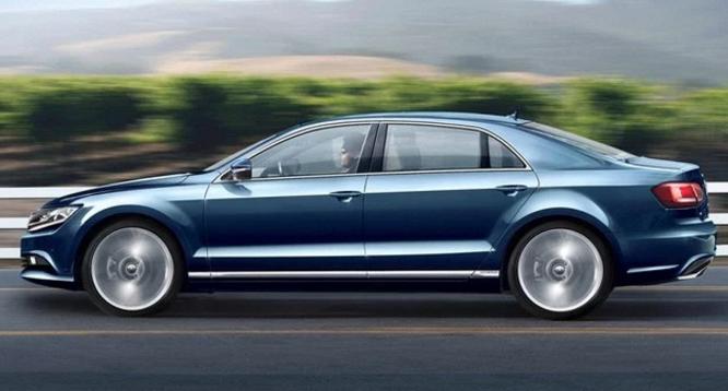 2018 Volkswagen Phaeton Specs Change Price Release Date