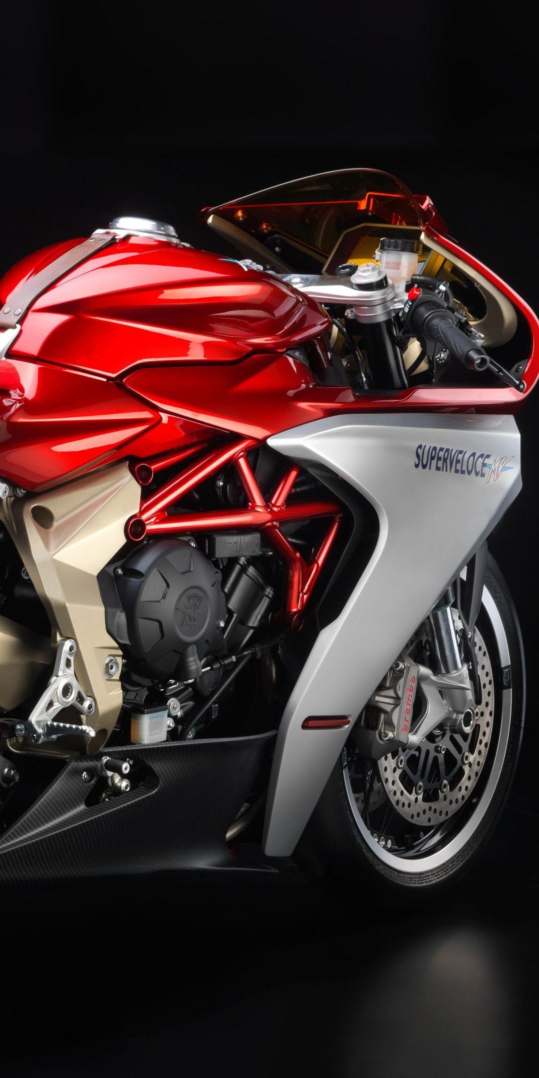Mv Agusta Superveloce 800 Concept Sports Bike 2019 1080x2160