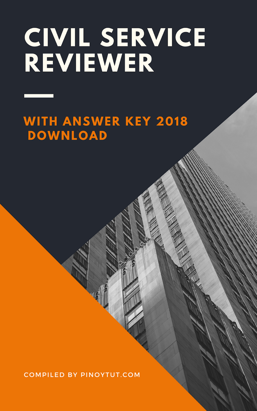 Civil Service Reviewer With Answer Key 2018 Download Png 1002 1600 Civil Service Reviewer Civil Engineering Design Civil Service Exam