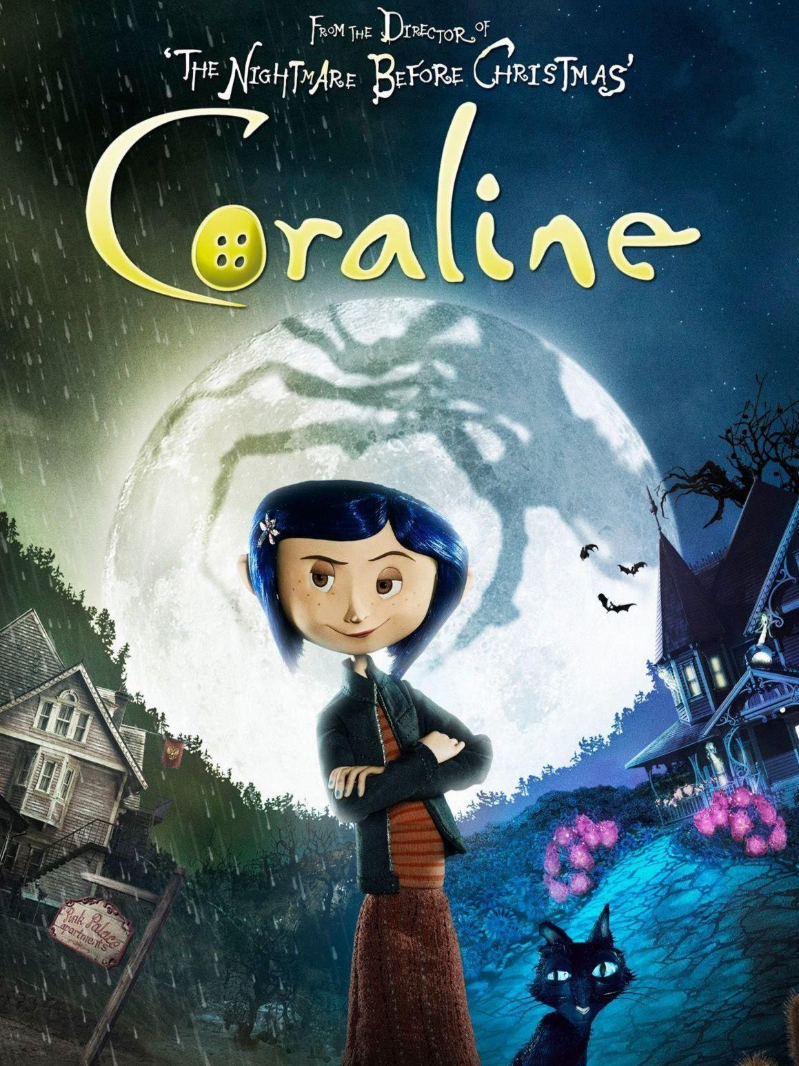 What character from Coroline are you? Coraline movie