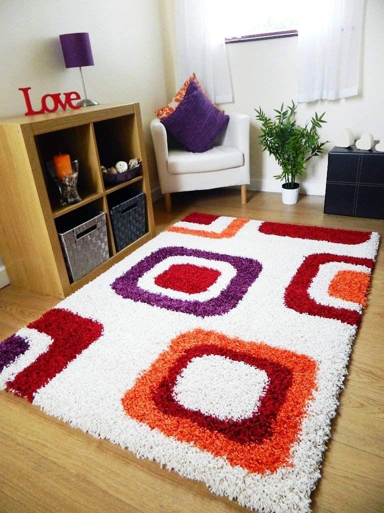 rugs superstore small extra large rug new modern soft thick ivory rh pinterest com
