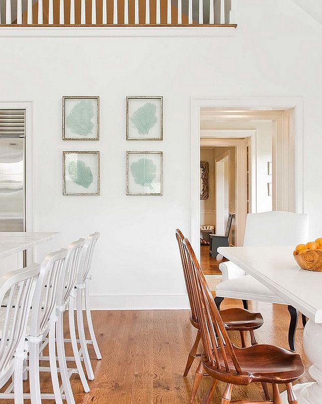 Simply White Benjamin Moore - Interior and Home Exterior Paint Color ...