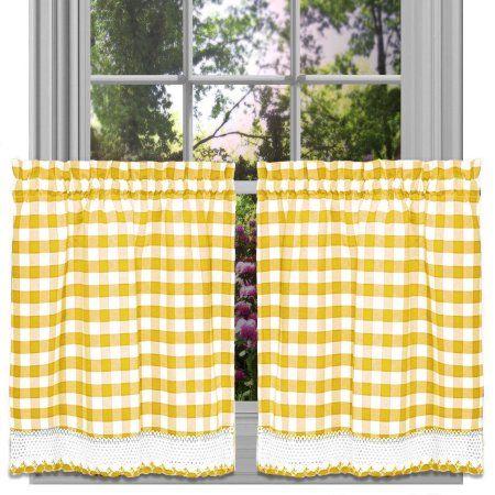 Super Farmhouse Style Curtains Window Treatments Buffalo Check Ideas Window Treatments Living Room Farm House Living Room Farmhouse Style Kitchen