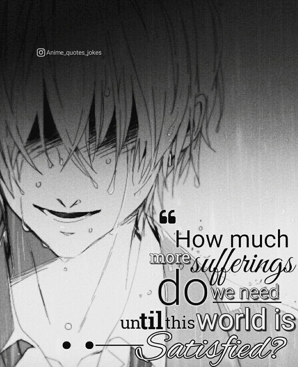 Best Anime Quotes Of All Time