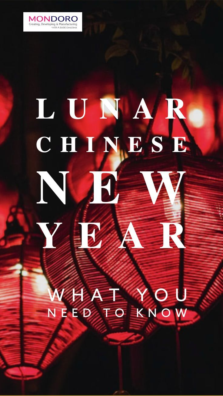 The Chinese Lunar New Year, What You Need To Know trong 2020