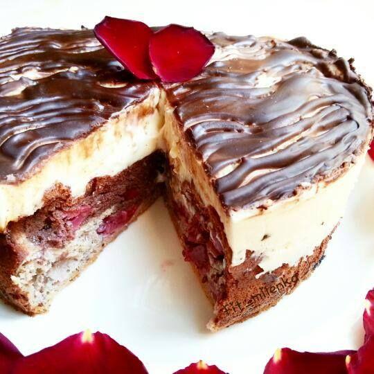Cleane Protein Donauwelle Susse Kuchen Kuchen Rezepte Low Carb Naschen