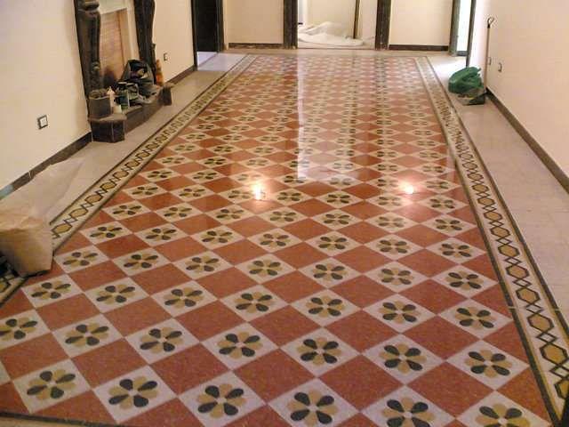 Pavimenti anni 30 home inspiration terrazzo tile terrazzo flooring