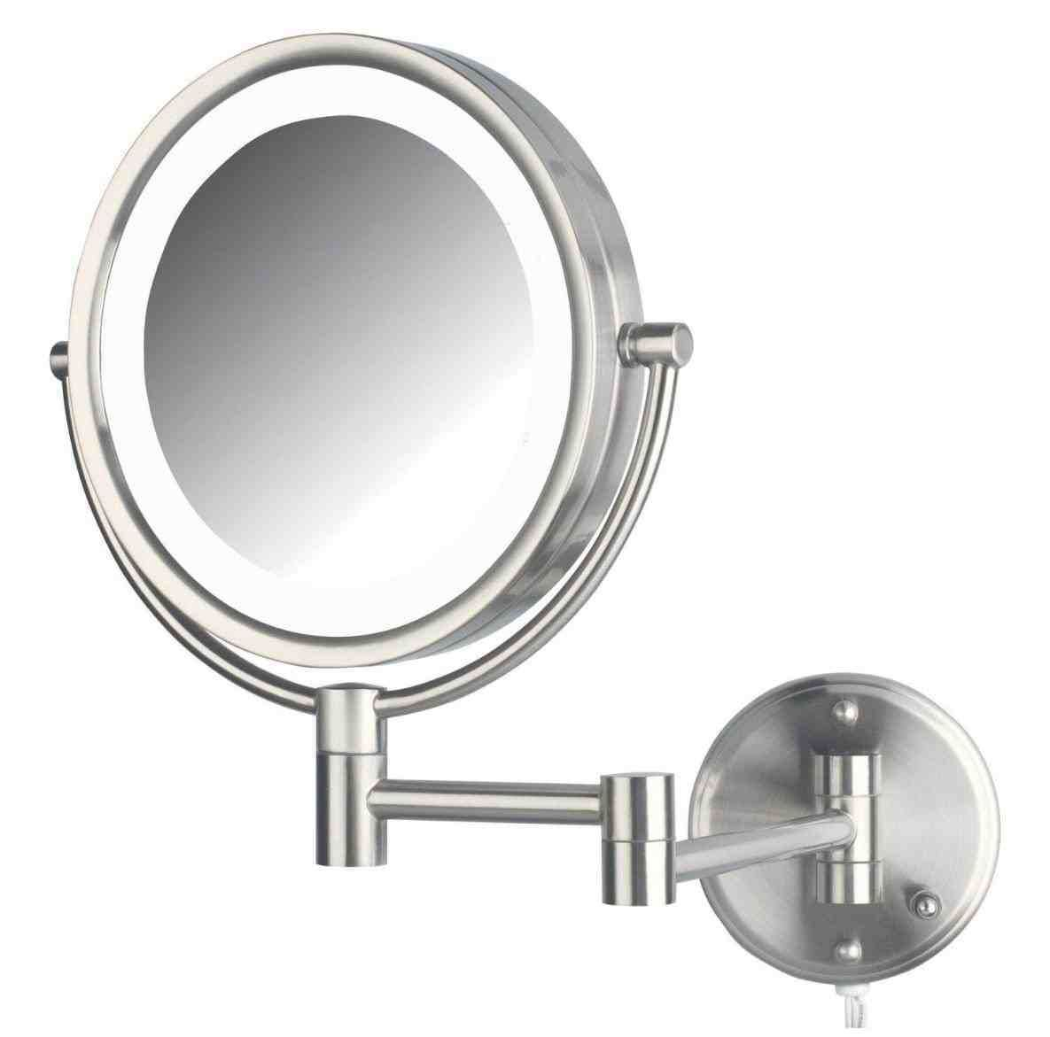 New Post wall mounted magnifying mirrors for bathrooms | LivingRooms ...