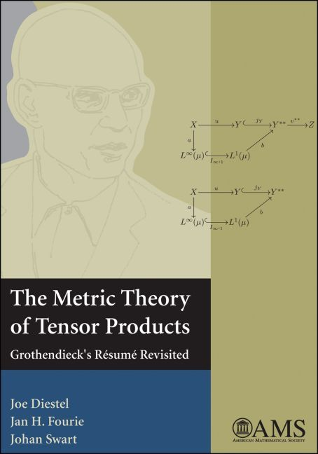 The Metric Theory of Tensor Products Grothendiecku0027s Resume - intelligence resume