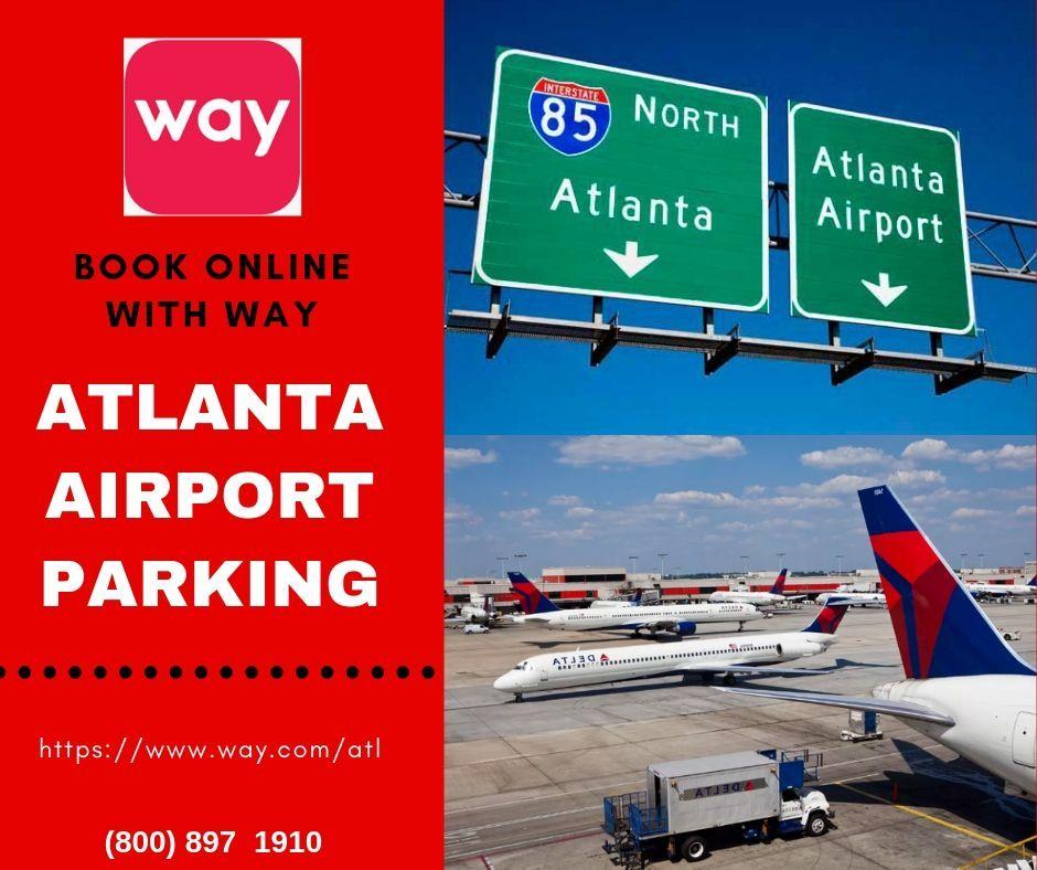 Find several safe and secure parking options at Atlanta