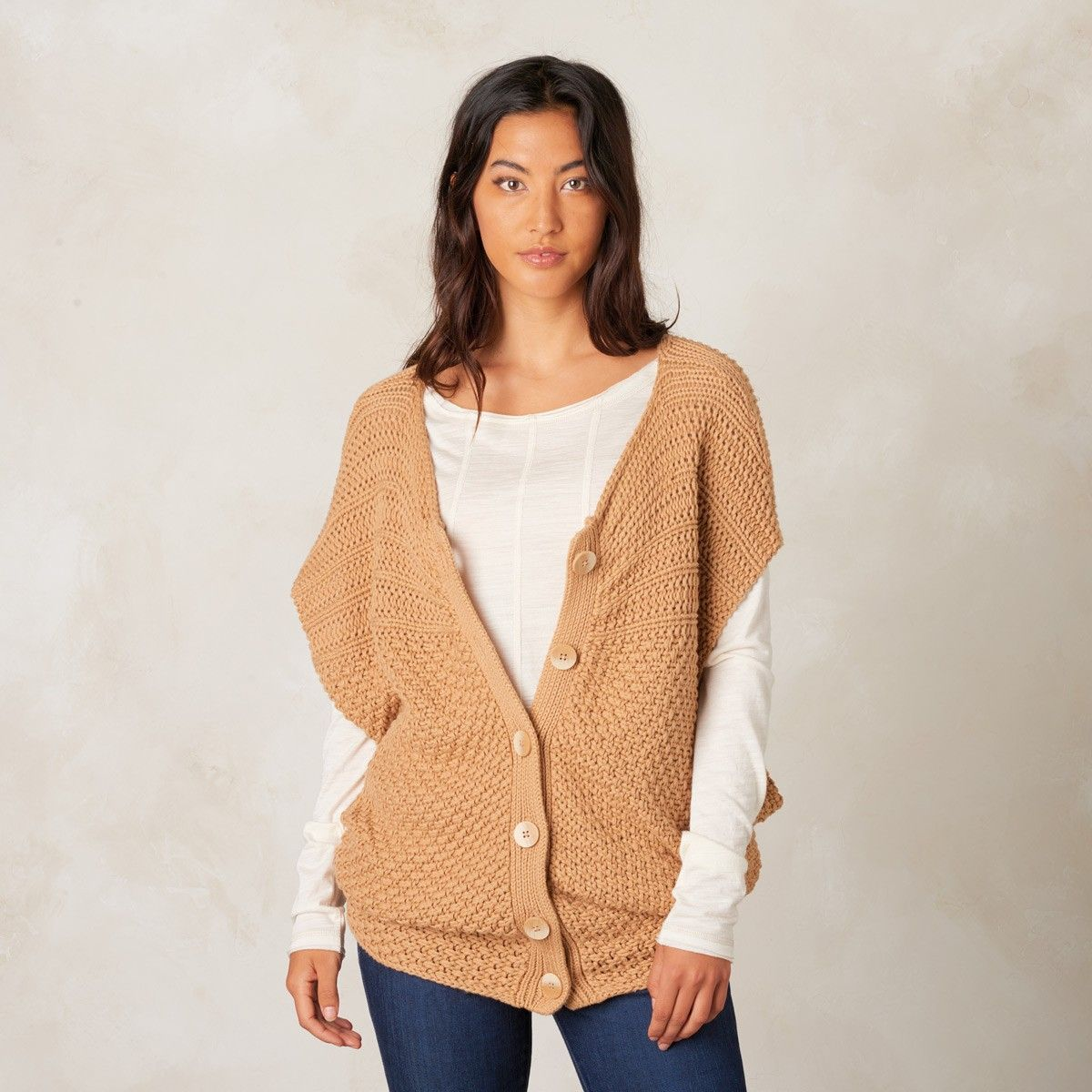 prAna - Estee Sweater Vest. Cute vest, don't like color but love ...