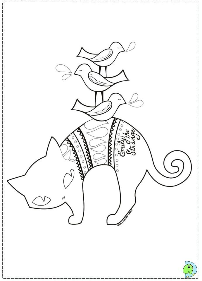 Coloring page | cute coloring book | Pinterest