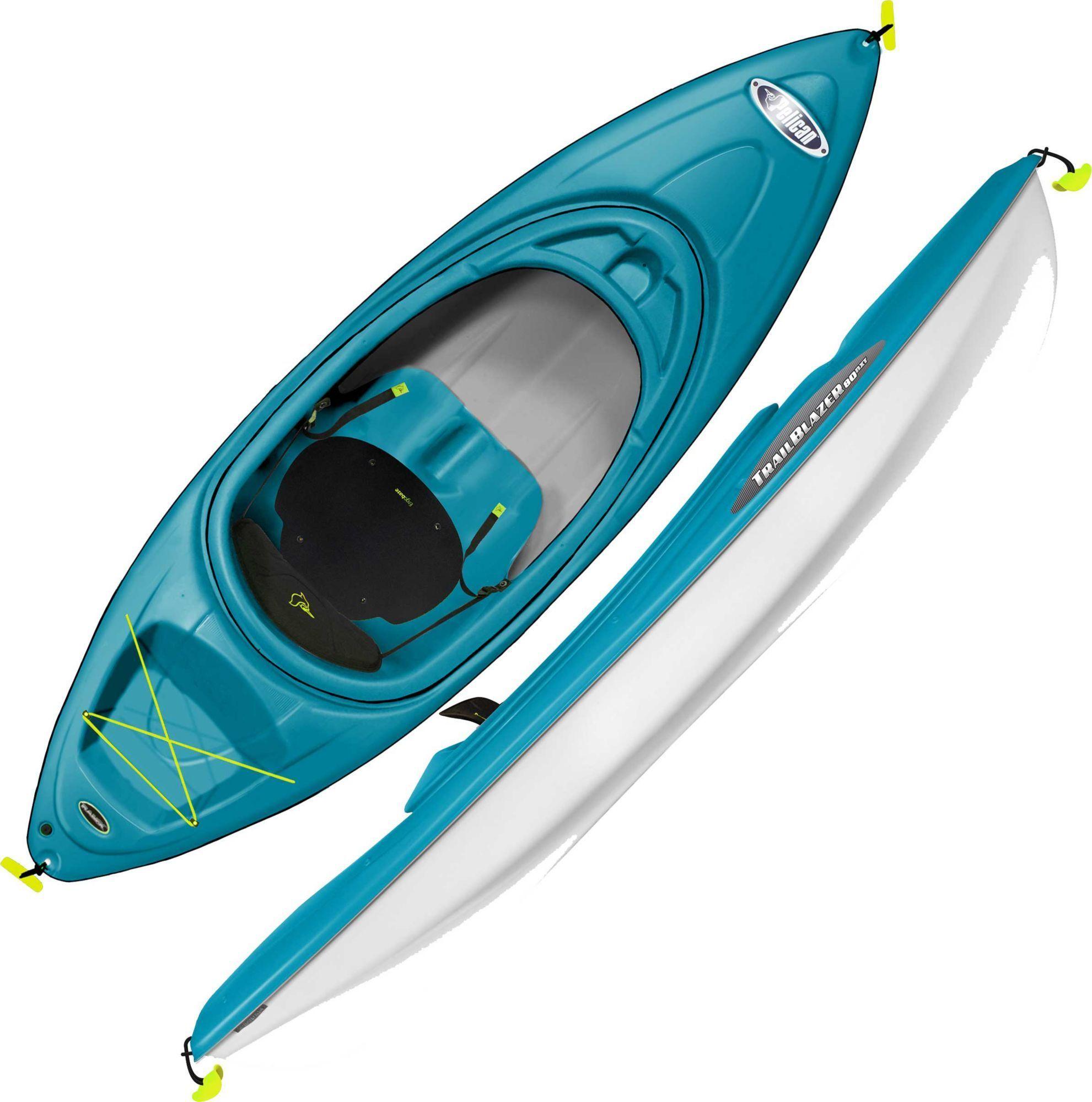 Pelican Trailblazer 80 NXT Kayak, Blue Kayak accessories