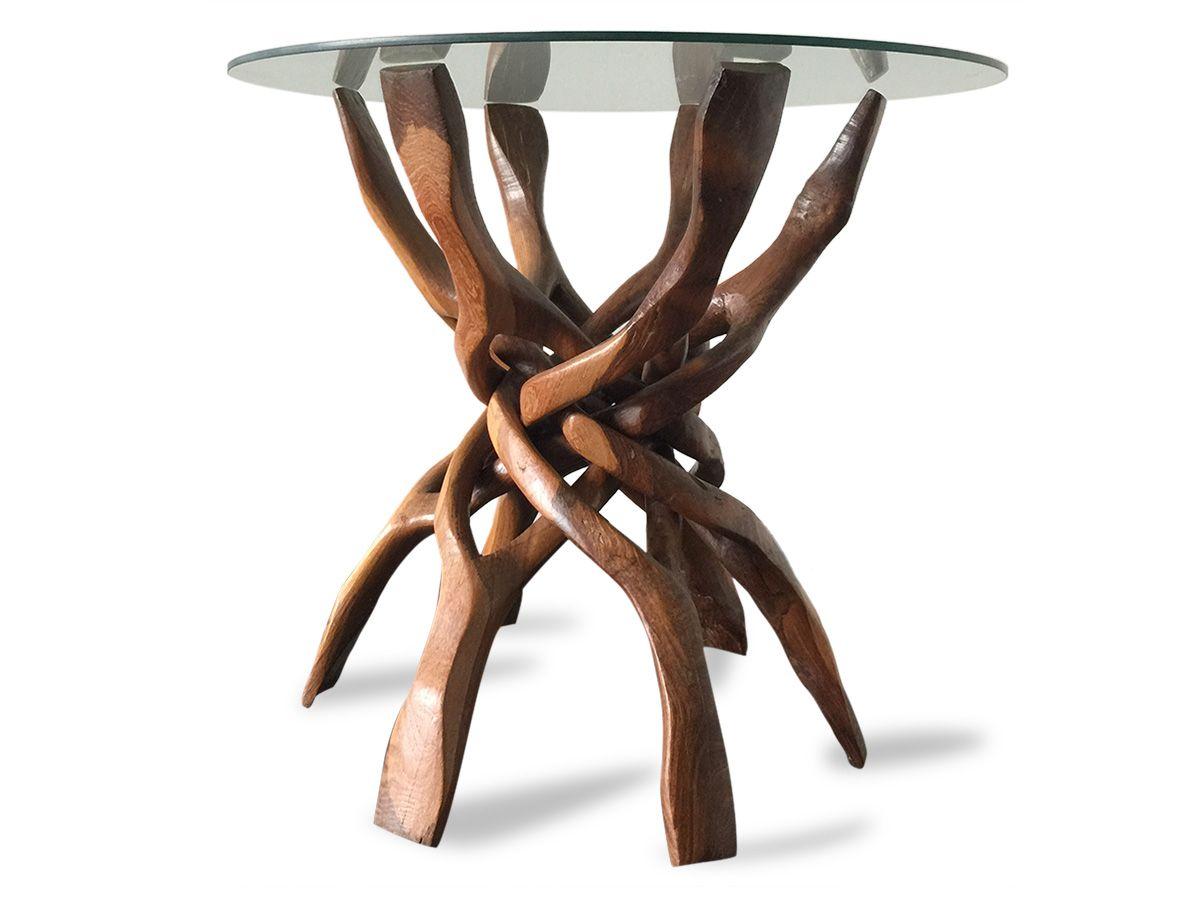 organic teak side table 1960s 1 wood furnitures pinterest rh pinterest co uk