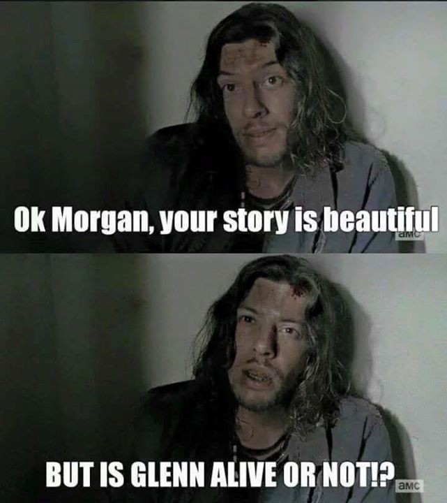 The Walking Dead funny meme. How we felt after the episode ...